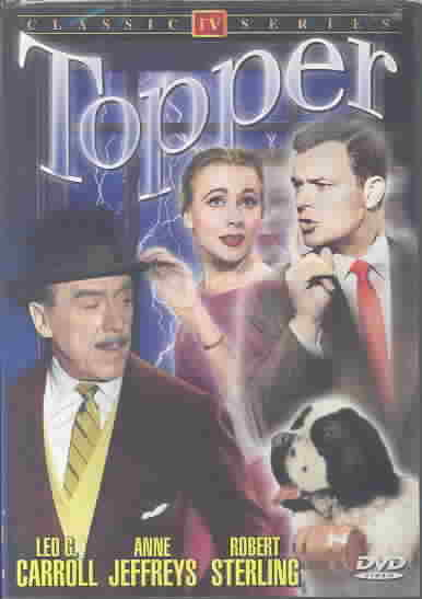 TOPPER TV SERIES BY TOPPER (DVD)