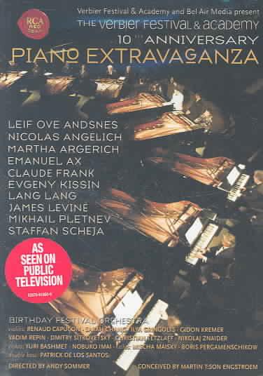 PIANO EXTRAVAGANZA (DVD)